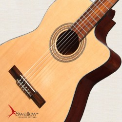 Swallow Classic Guitar C300ce